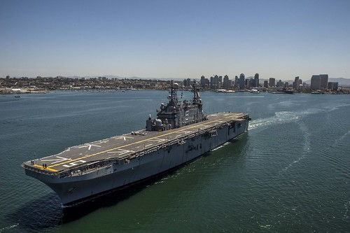 USS Peleliu to Decommission After More Than 34 Years of Service