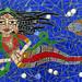 Jalpari ki Rani by AnneBMosaics