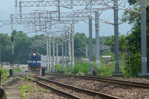 EMU400台東線試運轉