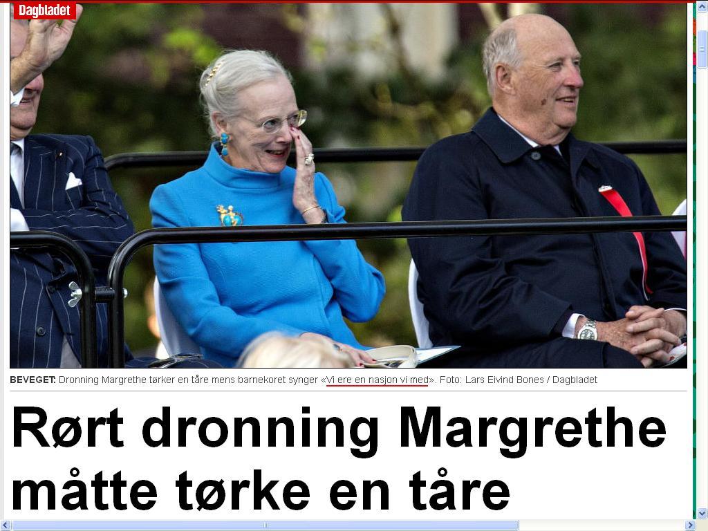 hvor er den norske nasjon