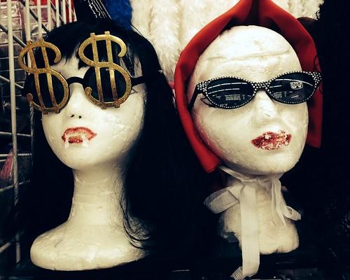 Costume Shop Mannequins