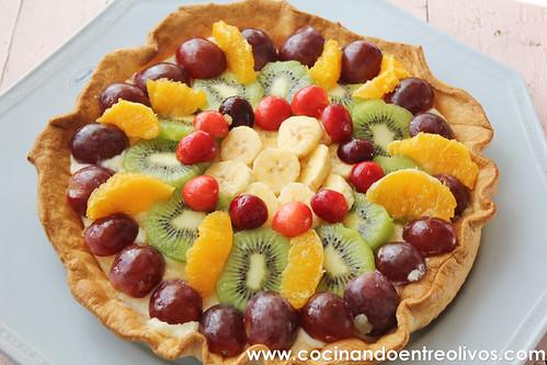 Tarta de frutas www.cocinandoentreolivos (11)