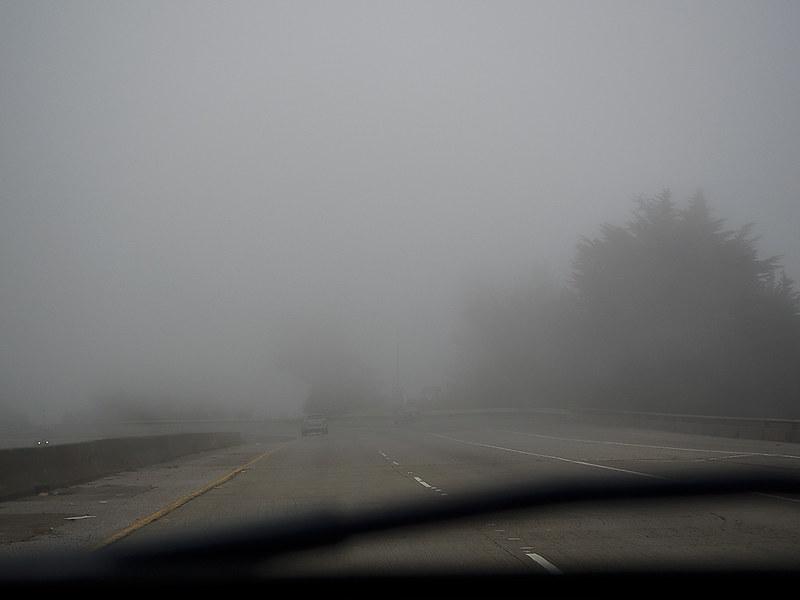 Pacifica fog