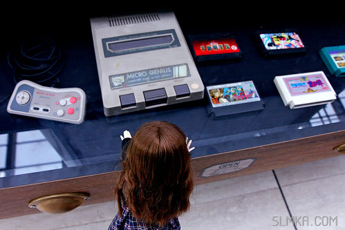 Mia and old games