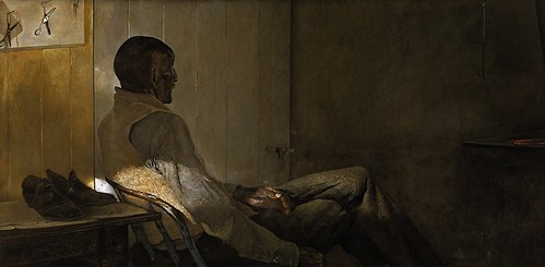 "Andrew_Wyeth___""The_gentleman""_(1960)"