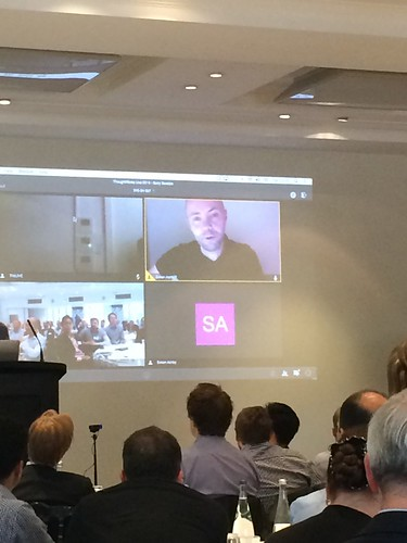 Thoughtworks Live 2014 London - Call from Tokio from Simon Ashby
