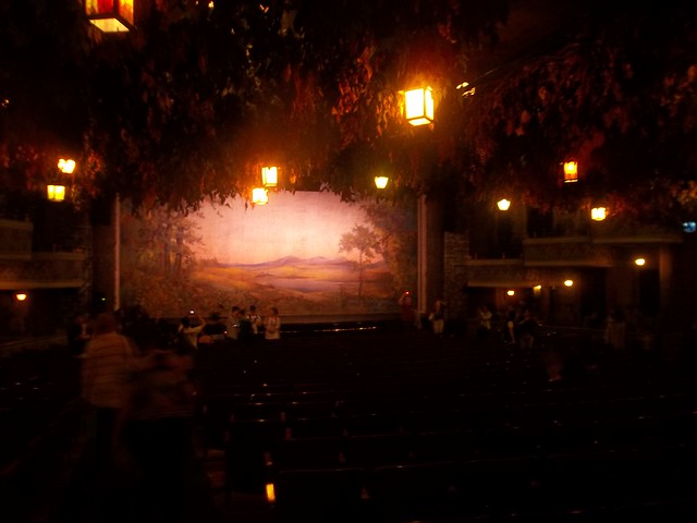 Inside the Winter Garden Theatre (1)