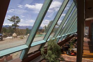 Tony & Mary Lynn's - Solar window array