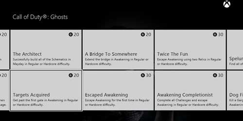 Ghosts Invasion DLC Achievements leaked, confirms next Extinction episode 'Awakening'