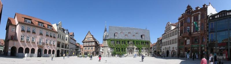 P5050155 Pano Quedlinburg Unesco Alemania