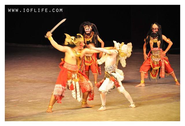 Ramayan ballet performance 3
