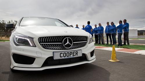 Presentación Cooper Tire ZEON CS Sport 2014
