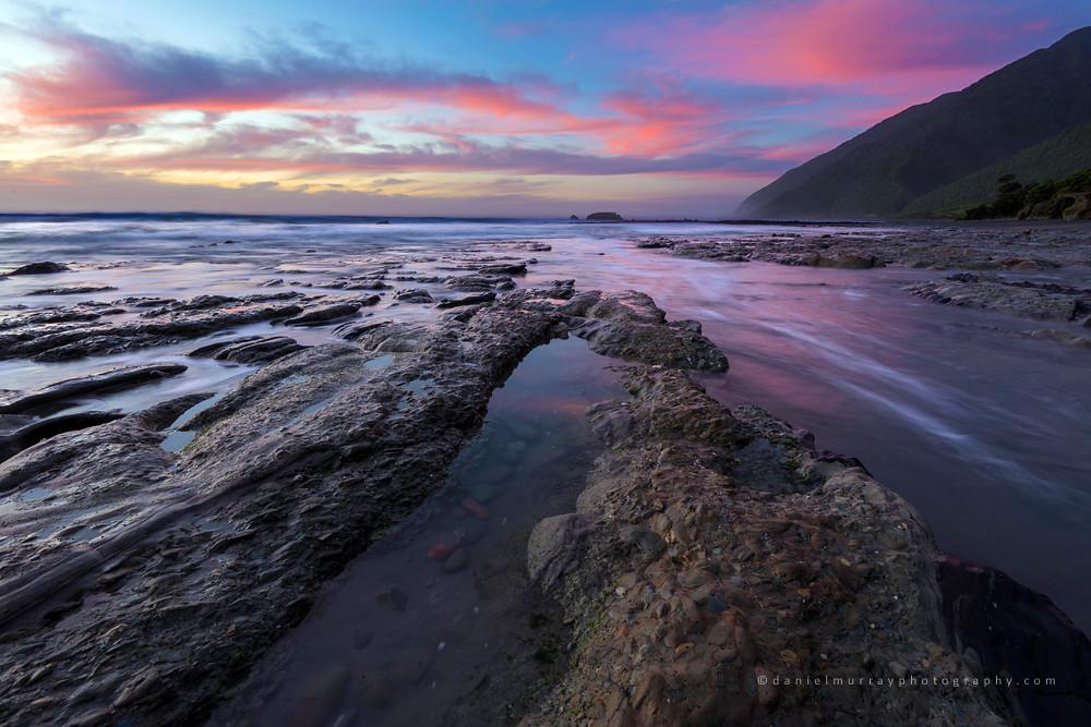 Mount George West Coast New Zealand Around Guides