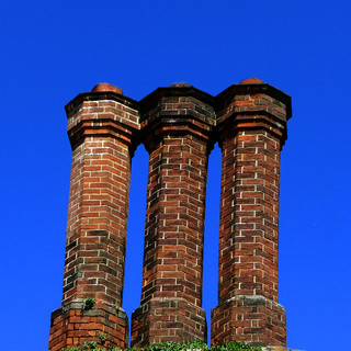Mr Sandys' Chimneys