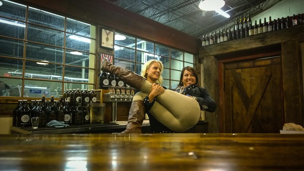 Beer at Mystic Brewing