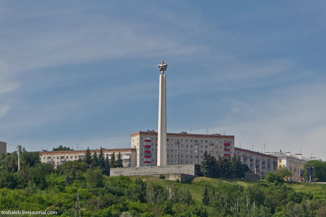 Куйбышевское водохранилище-19