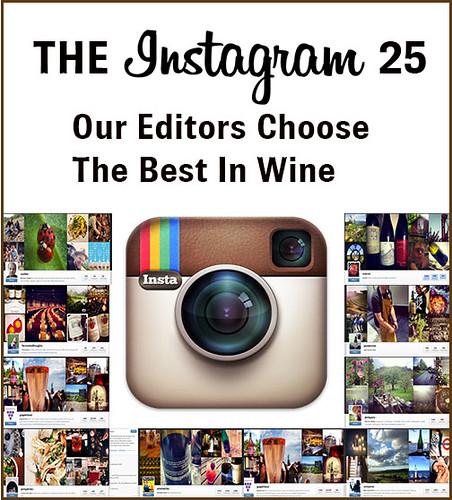 The Instagram 25 Best in Wine