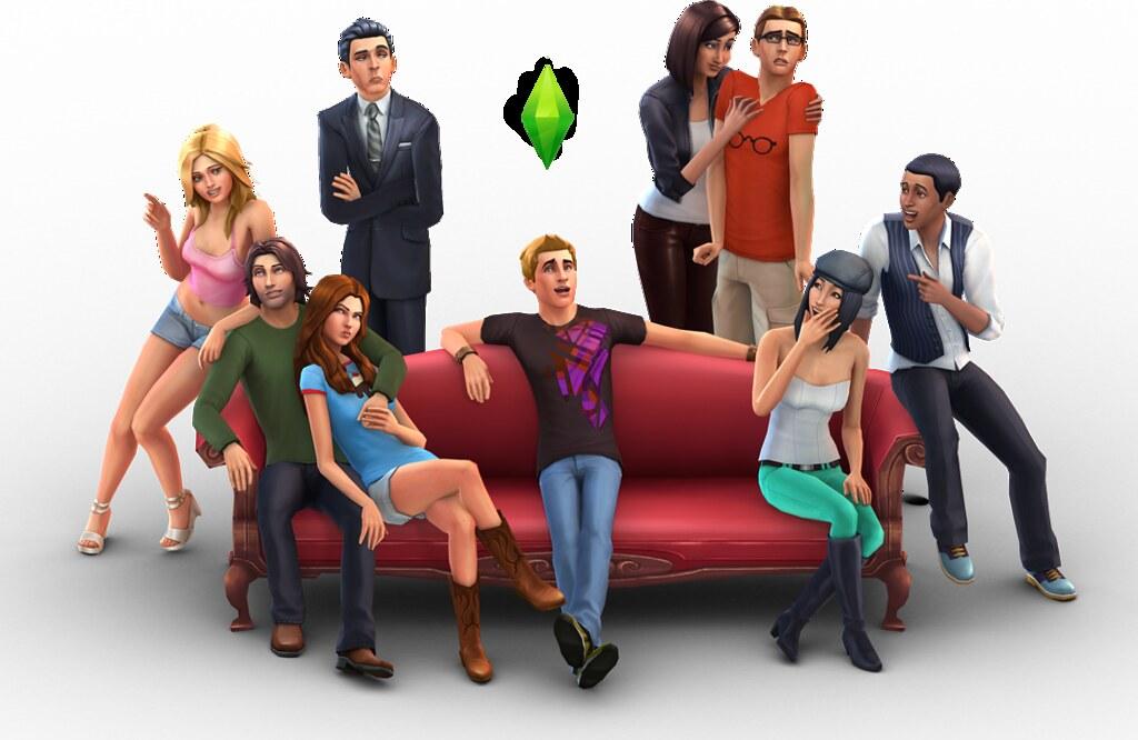 ¿Qué fue Los Sims Olympus?