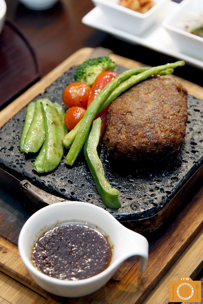 Magosaburo Hamburger Steak
