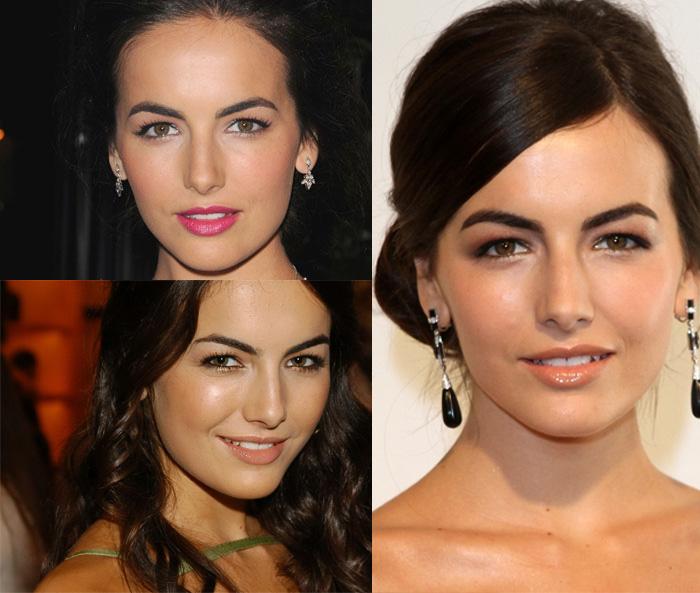 Celebrity Eyebrow Favorites