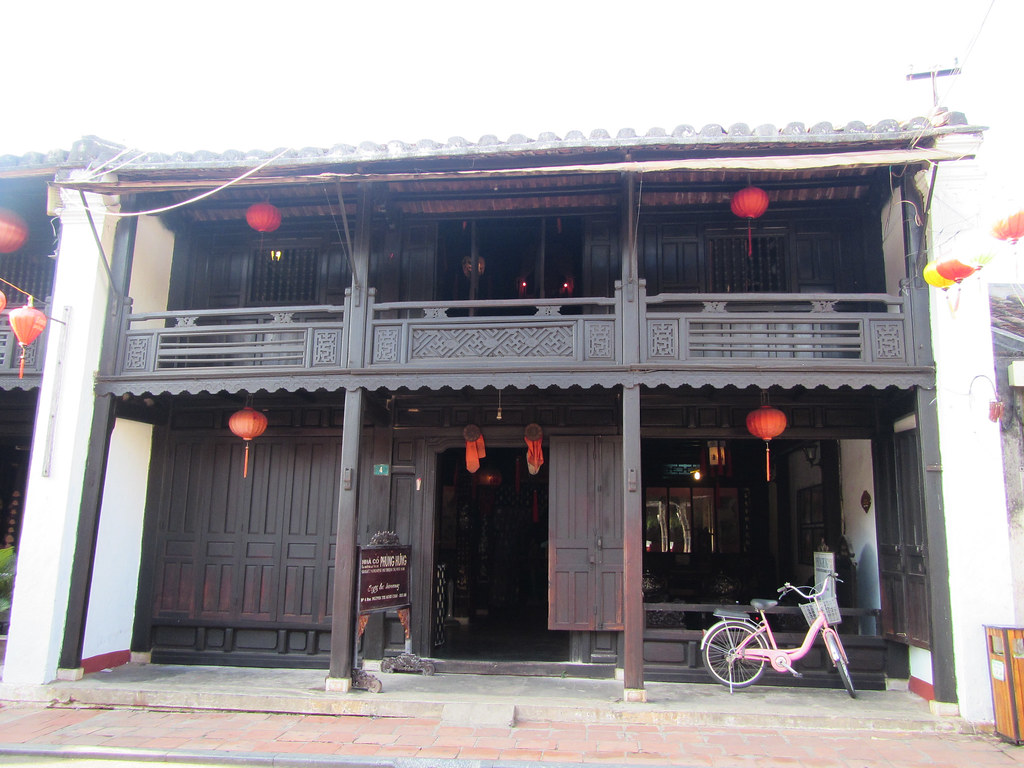 traditional Hoi An house
