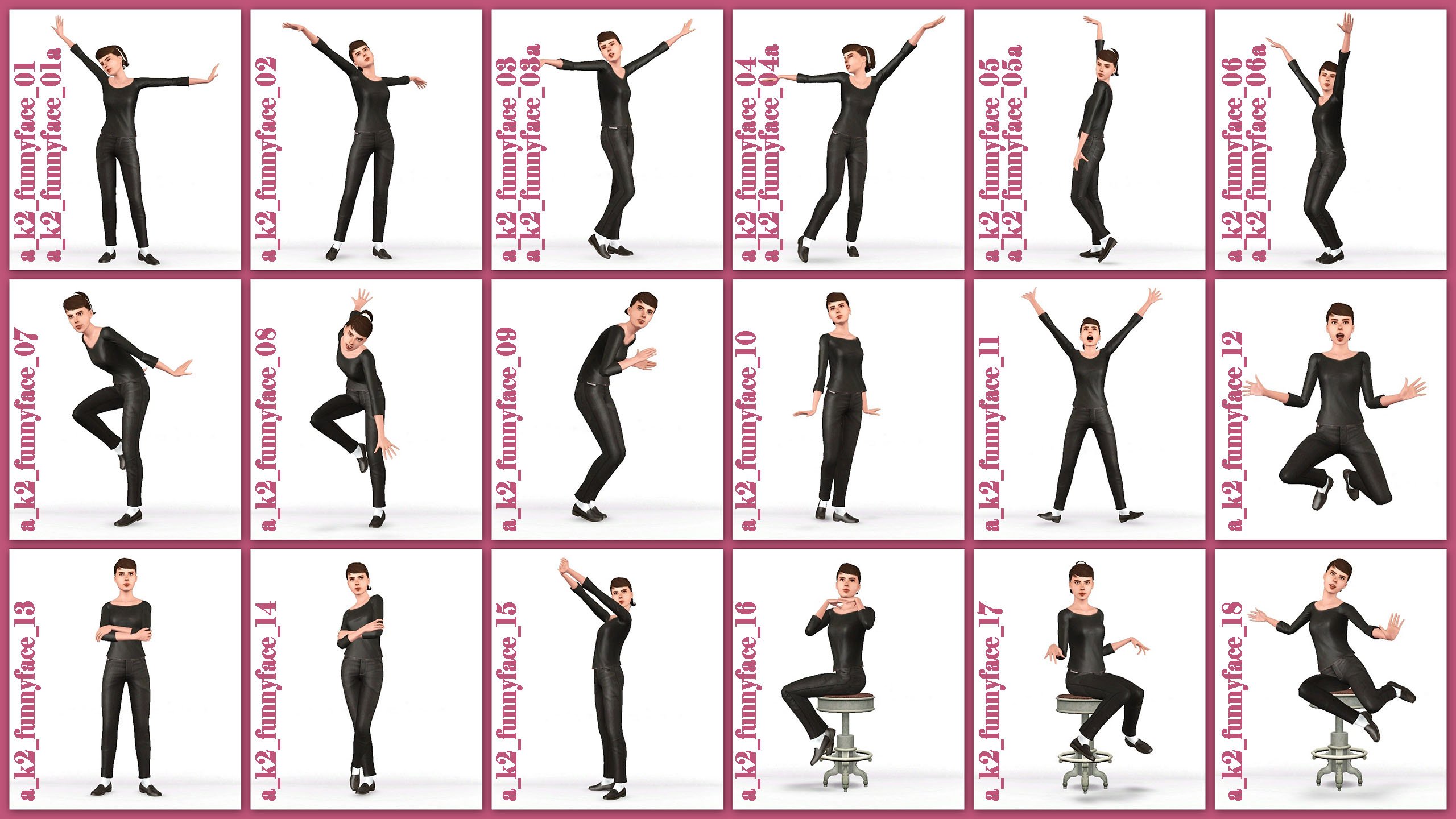K2's Poses - Get Physical 14215590764_f7e0ef0fbb_o
