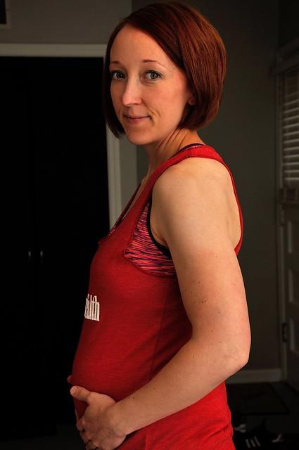 23 weeks pregnant - Kohler Created