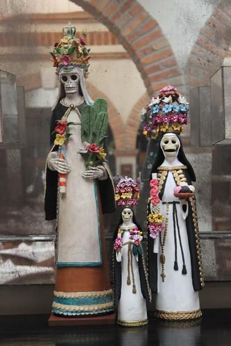 artesanias mexicanas barro pintado