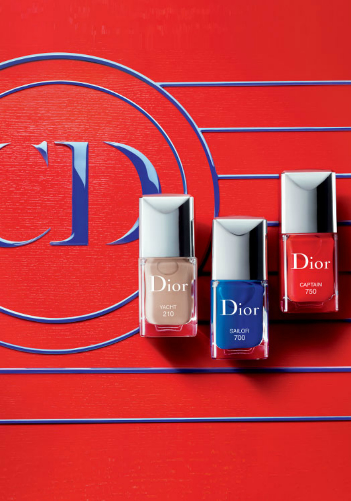 Dior Summer Collection 2014 - Transat (1)