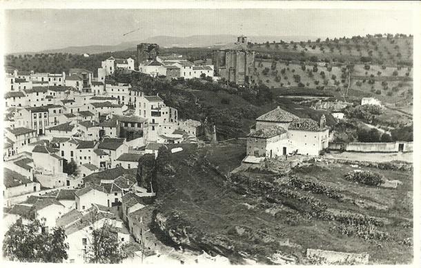 Vista de El Carmen y la Villa. Foto: ANTONIO SÁNCHEZ