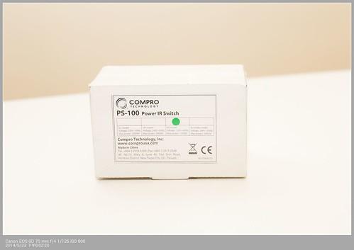 Compro TN900R+PS-100