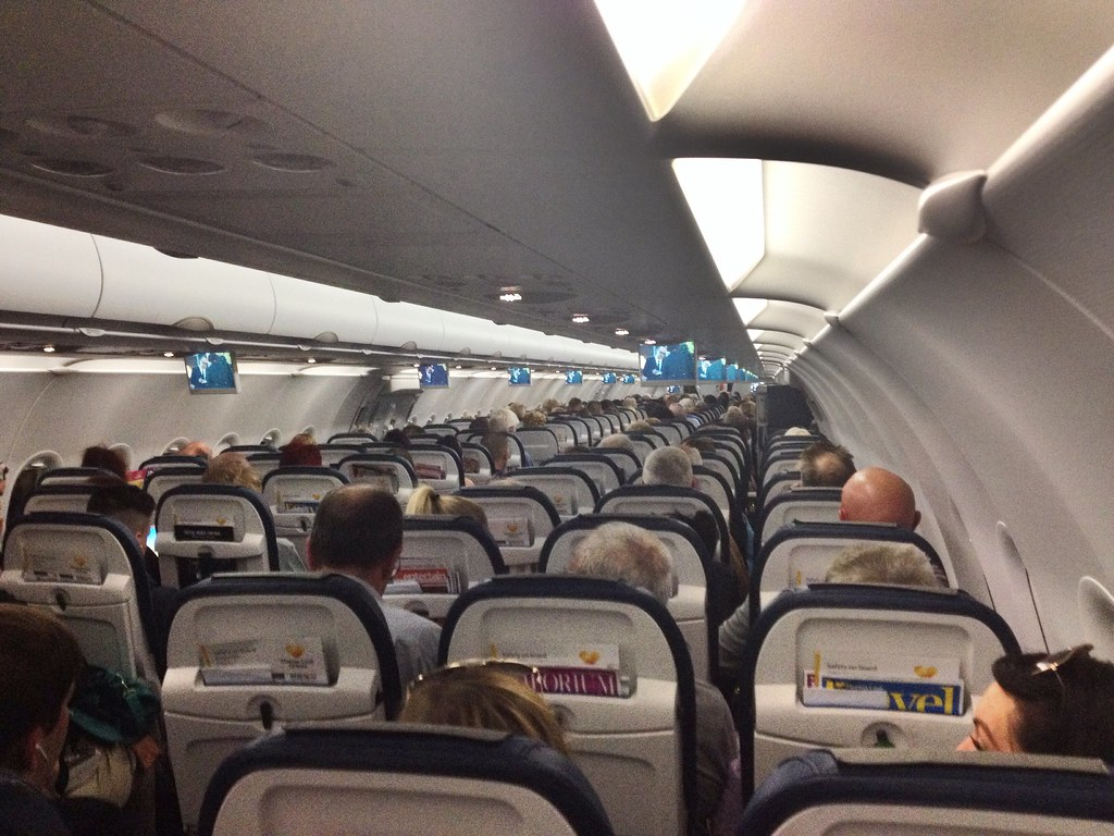 Inside A Thomas Cook A321 Bright And Modern Best