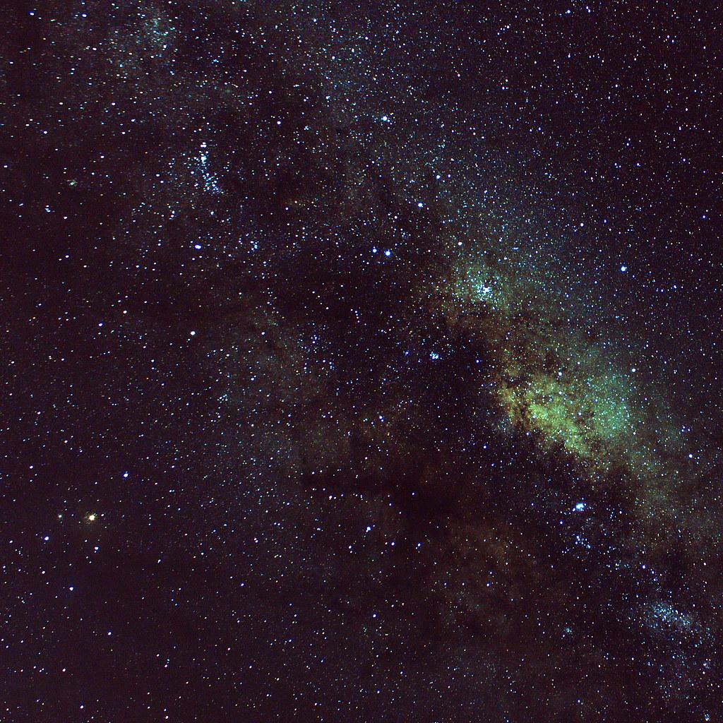 Milky Way - Scorpius