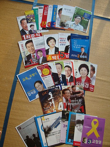 Kommunalwahl in Busan
