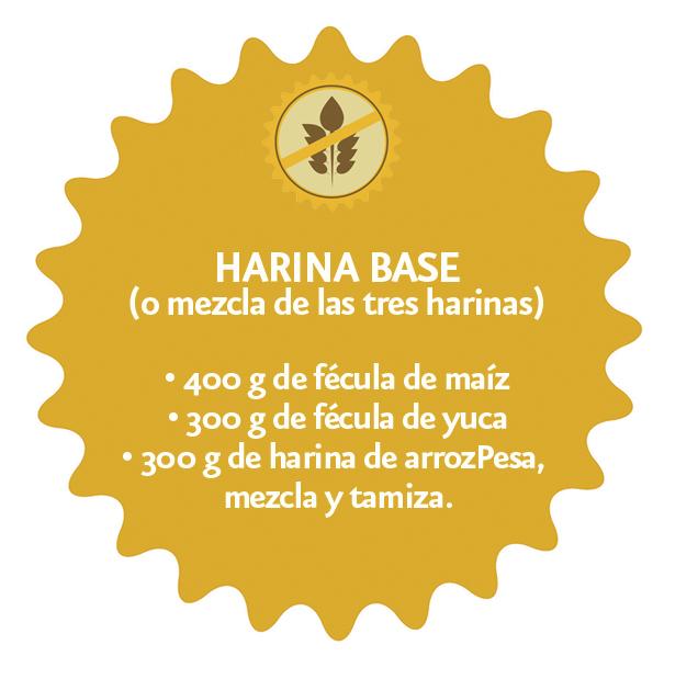 Harina base