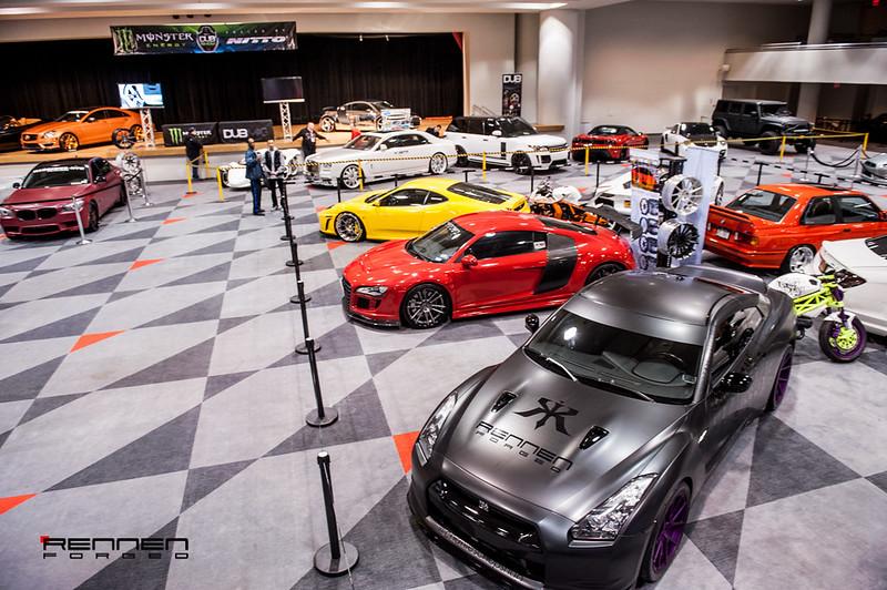 Rennen International At NYC International Autoshow Jacob Javits - Javits car show