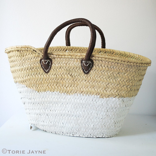 Star Straw bag tutorial