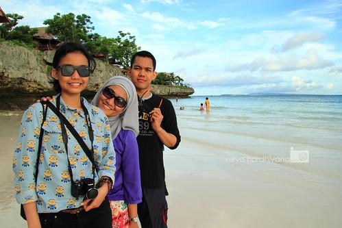 Foto Bersama di Tanjung Bira