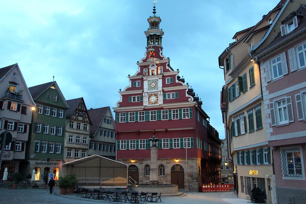 Esslingen/Rathaus