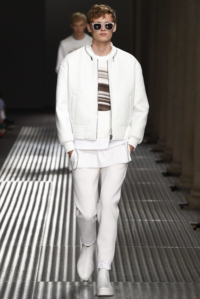 SS15 Milan Neil Barrett004_Sam Visser(VOGUE)