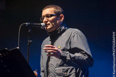 Paul Heaton and Jacqueline Abbott