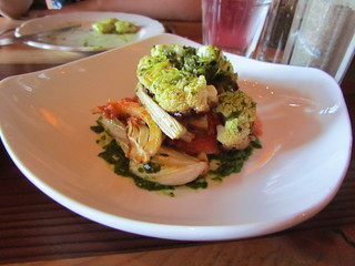 Cauliflower Steak at Portobello