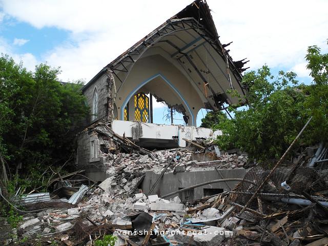 Eglise Notre-Dame-de-la-Paix demolition 6/06/14 22