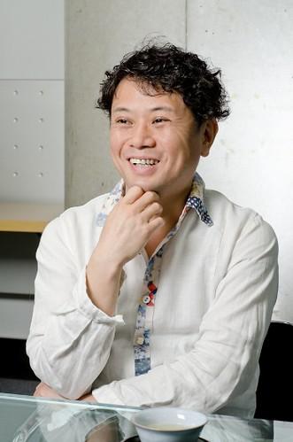 140607 -《聲優道》長篇專訪「岩田光央」第2回:既然要做,就要盡力達到和「專家大師」平起平坐!