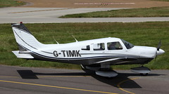 G-TIMK Piper PA28-181 Archer II on 6 June 2014
