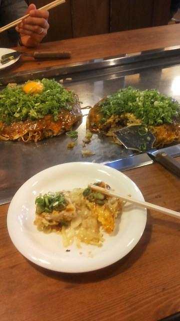 Saranno gli okonomiyaki?