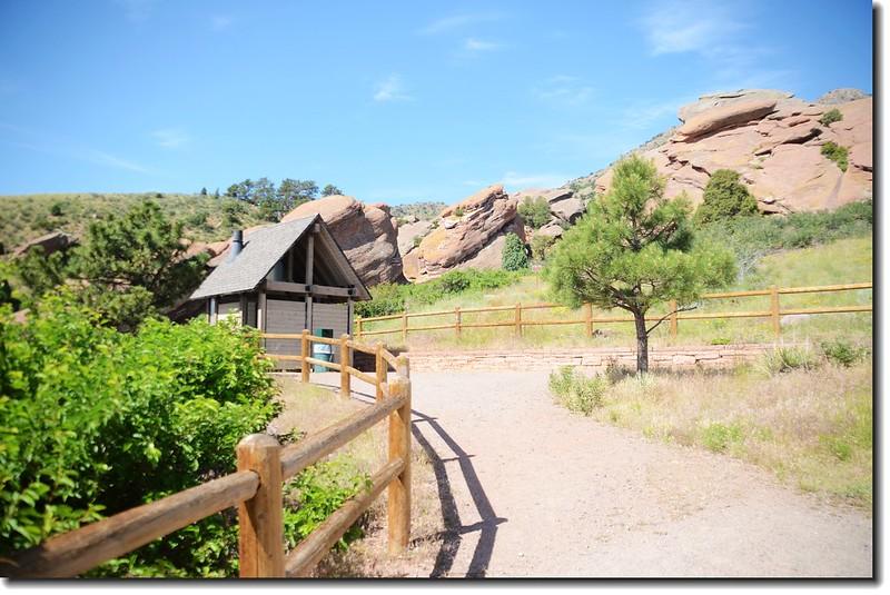 Red Rocks Trail 13