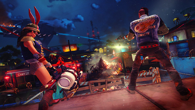 Sunset Overdrive E3 2014