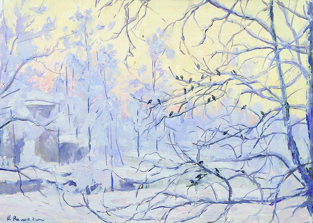 20世纪俄罗斯绘画杰作24
