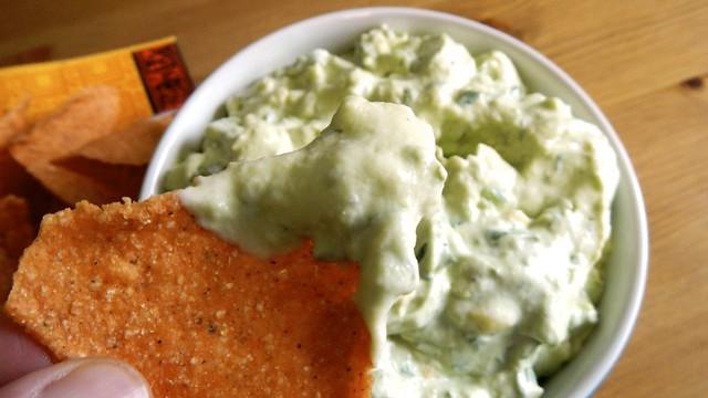 Creamy Mint Guacamole 13